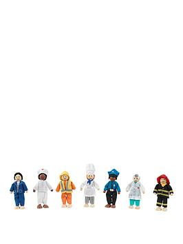 kidkraft-professionals-doll-set