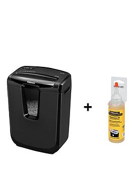 fellowes-powershrednbspm-7c-cross-cut-shredder-with-free-shredder-performance-oil-nbsp