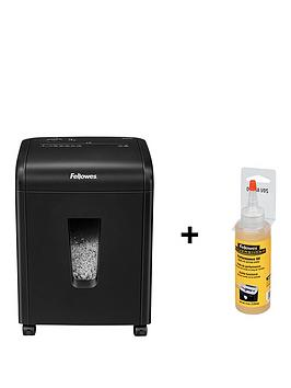 fellowes-powershrednbsp62mcnbspmicro-cut-shredder-with-free-shredder-performance-oilnbspbr-br