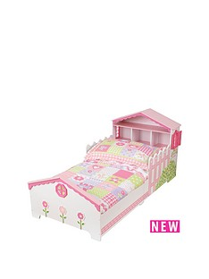 dollhouse-toddler-bed