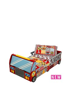 firetruck-toddler-bed