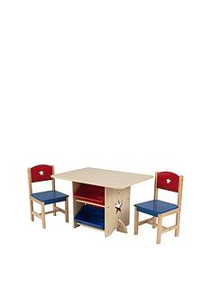 kidkraft-star-table-amp-chair-set