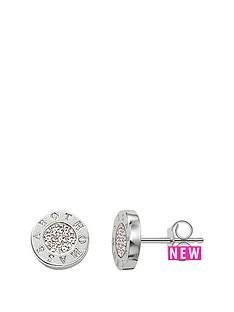 thomas-sabo-classic-logo-stud-earrings