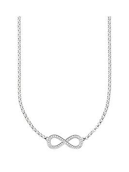 thomas-sabo-infinity-pendant-necklacenbsp42cm