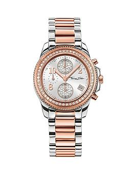 thomas-sabo-glam-chic-silver-tone-chronographnbspstainless-steel-ladies-watch