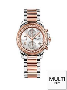 thomas-sabo-glam-chic-silver-tone-chronographnbspstainless-steel-ladies-watchnbspplus-free-karma-bead-bracelet
