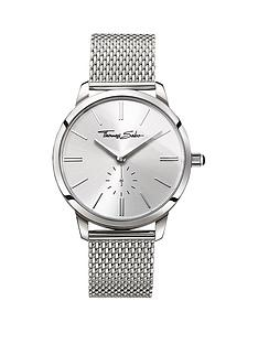 thomas-sabo-eternal-women-silver-dial-stainless-steel-mesh-bracelet-ladies-watchnbspadd-item-ktjq4-to-basket-to-receive-free-bracelet-with-purchase-for-limited-time-only