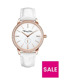 thomas-sabo-eternal-women-white-dial-rose-tone-ladies-watch