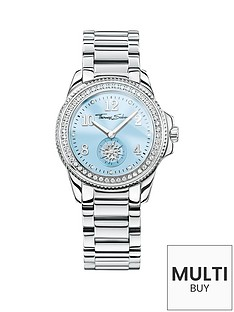 thomas-sabo-glam-chic-blue-dial-stainless-steel-bracelet-ladies-watchnbspadd-item-ktjq4-to-basket-to-receive-free-bracelet-with-purchase-for-limited-time-only