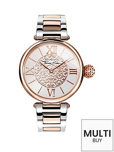 thomas-sabo-karma-white-dial-two-tone-stainless-steel-bracelet-ladies-watchnbspadd-item-ktjq4-to-basket-to-receive-free-bracelet-with-purchase-for-limited-time-only