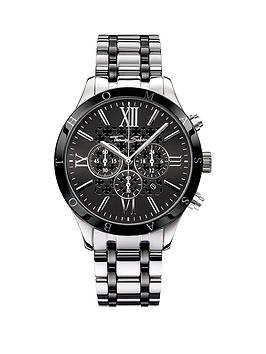 thomas-sabo-rebel-urban-black-dial-chronograph-stainless-steel-bracelet-mens-watch