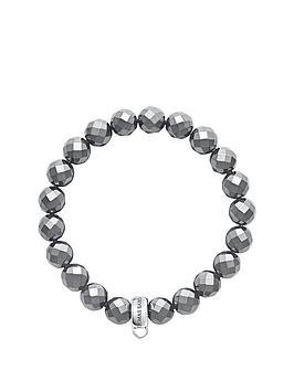 thomas-sabo-charm-club-hematite-stone-bracelet