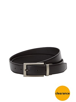 v-by-very-mensnbspreversible-textured-belt