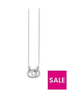 thomas-sabo-sterling-silvernbsptogether-forever-small-size-intertwined-cubic-zirconia-rings-necklace