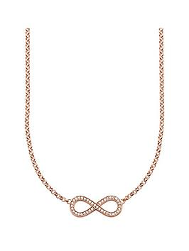 thomas-sabo-infinity-symbol-necklace-in-rose-gold-42cm