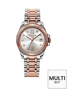 thomas-sabo-divine-silver-tone-dial-two-tone-stainless-steel-silver-amp-rose-tone-bracelet-ladies-watch