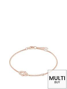 thomas-sabo-hand-of-fatima-bracelet-innbsprose-gold-18cmnbspplus-free-diamond-bracelet