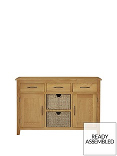 luxe-collection-london-seagrass-oak-ready-assembled-large-sideboard-with-baskets