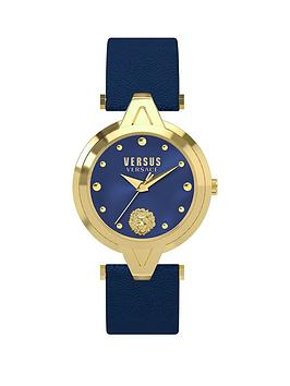 versus-versace-versus-versace-v-blue-dial-blue-leather-strap-ladies-watch