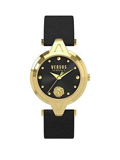 versus-versace-versus-versace-v-black-dial-black-leather-strap-ladies-watch