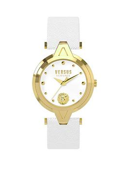 versus-versace-versus-versace-v-white-dial-white-leather-strap-ladies-watch