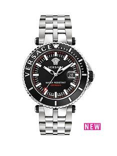 versace-versace-v--race-diver-black-dial-red-details-stainless-steel-bracelet-mens-watch