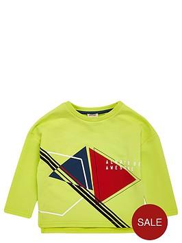 river-island-mini-boys-lime-awesomenbspprint-sweatshirt