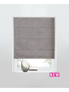 faux-suede-roman-blinds