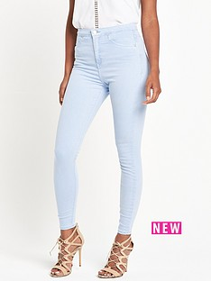 river-island-river-island-molly-light-blue-high-rise-skinny-jeans