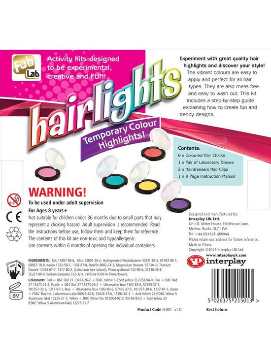 362b5cf0b0a Fab Lab FabLab HairLights