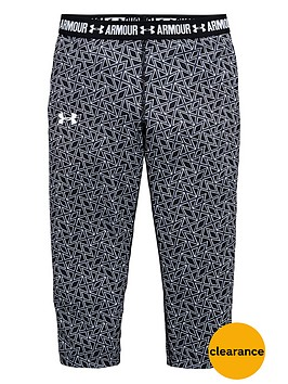 under-armour-under-armour-older-girls-printed-capri-pant