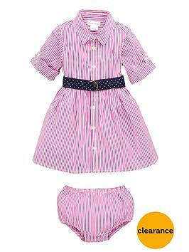 ralph-lauren-baby-girls-long-sleeve-stripe-bengal-dress-and-briefs-set