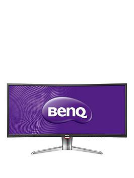 Benq Xr3501 35 Inch 2560 X 1080 Va Curved 144Hz Gaming Widescreen Led Monitor - Black