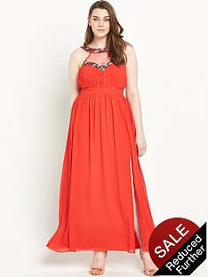 little-mistress-curve-embellished-maxi-dress-red