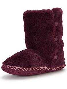 bedroom-athletics-diana-button-detail-slipper-boot-plum