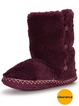 bedroom-athletics-diana-button-detail-slipper-boot-plum