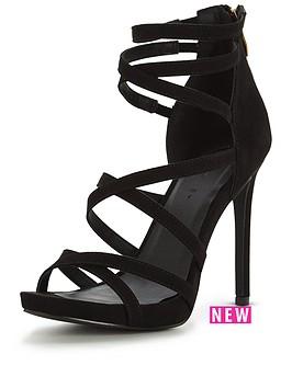 v-by-very-lexinbspstrappy-heeled-sandalnbsp