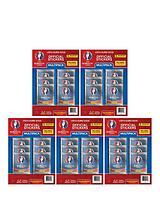 EURO 2016 Panini Sticker Collection 30 Multi-Packs Bundle