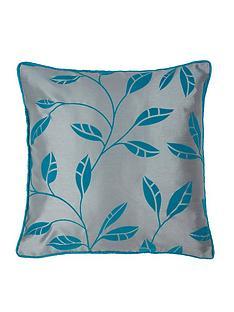 leaf-trail-flock-cushion-covers-pair