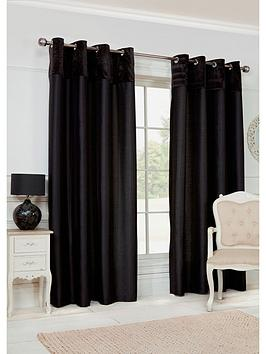 velvet-border-eyelet-curtains-90x72