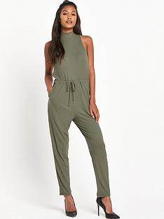 river-island-jersey-high-neck-jumpsuit
