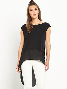 river-island-2-in-1-tee
