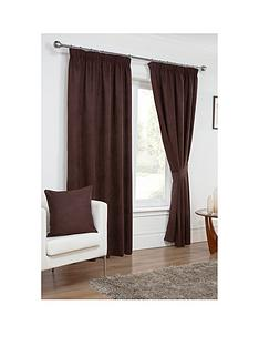 faux-suede-pencil-pleated-header-curtains