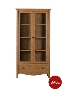 artisan-2-door-1-drawer-display-unit
