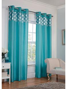 astoria-faux-silk-eyelet-curtains