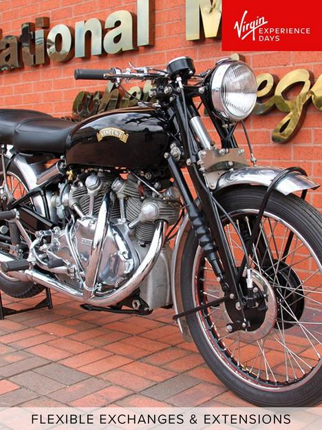virgin-experience-days-visit-to-the-national-motorcycle-museum-solihullnbspwest-midlandsnbspfor-two
