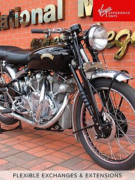 virgin-experience-days-visit-to-the-national-motorcycle-museum-solihullnbspwest-midlandsnbspfor-twonbsp