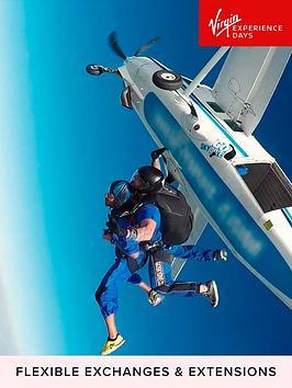 virgin-experience-days-15000ft-ultimate-tandem-skydive-innbspsalisburynbspwiltshire
