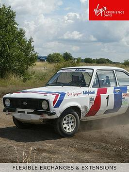virgin-experience-days-fathers-day-introductory-rally-driving