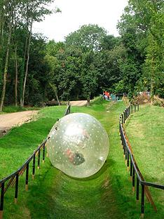 virgin-experience-days-zorbing-experience-for-two-innbspcaterham-londonnbsp